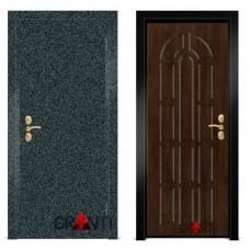 Дверь Порошок - МДФ №700