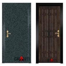 Дверь Порошок - МДФ №688