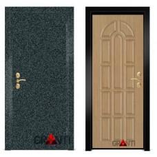 Входная металлическая Дверь МДФ - м 1.3 в квартиру