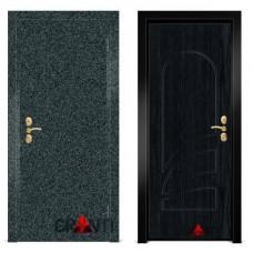 Входная металлическая Дверь МДФ - м 10.3 в коттедж