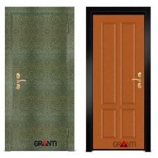 Входная металлическая Дверь МДФ - м 19.7 для загородного дома