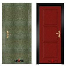 Входная металлическая Дверь МДФ - м 2.3 в квартиру