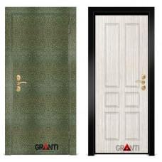 Входная металлическая Дверь МДФ - м 20 в квартиру