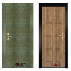 Входная металлическая Дверь МДФ - м 20.2 для загородного дома