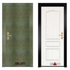 Входная металлическая Дверь МДФ - м 21.3 для загородного дома