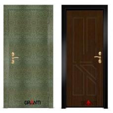 Входная металлическая Дверь МДФ - м 21.4 в квартиру