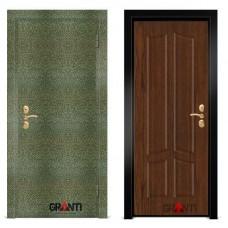 Входная металлическая Дверь МДФ - м 21.6 в квартиру