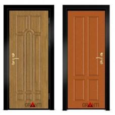 Дверь МДФ - МДФ №1681