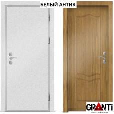 Входная металлическая Дверь МДФ - м 1.2 в коттедж