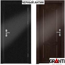 Входная металлическая дверь сантивандальным покрытием А 1.3