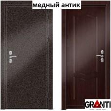 Входная металлическая дверь с повышенным уровнем утепления У 1.4