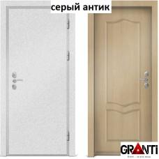 Входная металлическая дверь с повышенным уровнем утепления У 1.6