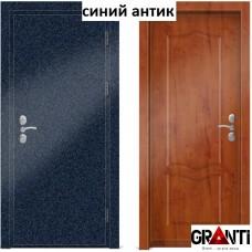 """Входная металлическая усиленная дверь - УС 1.7 - """"Гранти-Групп"""""""