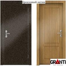 """Входная металлическая дверь с шумоизоляцией - Ш 10.1 - """"Гранти-Групп"""""""