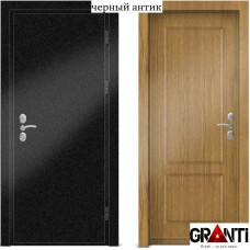 Входная металлическая Дверь МДФ - м 10.1 в квартиру
