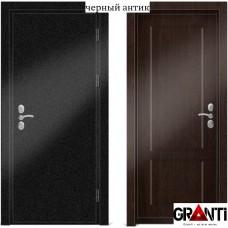 """Входная металлическая дверь с шумоизоляцией - Ш 10.2 - """"Гранти-Групп"""""""