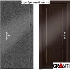 Входная металлическая Дверь МДФ - м 10.2 для загородного дома