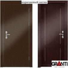 """Входная металлическая дверь с шумоизоляцией - Ш 10.3 - """"Гранти-Групп"""""""