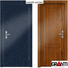 Входная металлическая Дверь МДФ - м 10.7 в квартиру