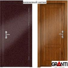 """Входная металлическая дверь с шумоизоляцией - Ш 10.7 - """"Гранти-Групп"""""""