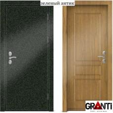 Входная металлическая Дверь МДФ - м 11.1 в коттедж