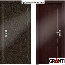 Входная металлическая Дверь МДФ - м 11.3 для загородного дома