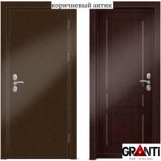 """Входная металлическая дверь с шумоизоляцией - Ш 11.3 - """"Гранти-Групп"""""""