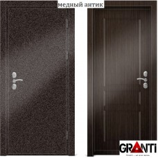 """Входная металлическая дверь с шумоизоляцией - Ш 11.4 - """"Гранти-Групп"""""""
