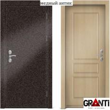 Входная металлическая взломостойкая дверь - ВЗ 11.5
