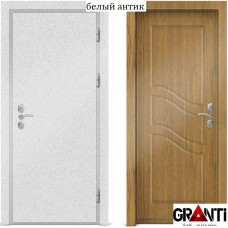 """Входная металлическая дверь с шумоизоляцией - Ш 12.1 - """"Гранти-Групп"""""""
