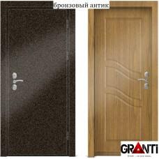 Входная металлическая дверь с повышенным уровнем утепления У 12.1