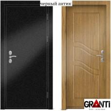 Входная металлическая дверь с антивандальным покрытием А 12.1