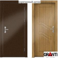 Входная металлическая взломостойкая дверь - ВЗ 12.1