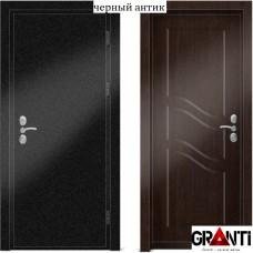"""Входная металлическая дверь с шумоизоляцией - Ш 12.2 - """"Гранти-Групп"""""""