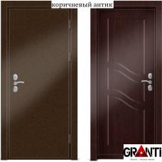"""Входная металлическая дверь с шумоизоляцией - Ш 12.3 - """"Гранти-Групп"""""""