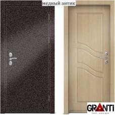 Входная металлическая взломостойкая дверь - ВЗ 12.5
