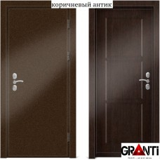 Входная металлическая дверь с антивандальным покрытием А 13.2