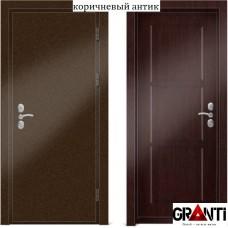 """Входная металлическая дверь с шумоизоляцией - Ш 13.3 - """"Гранти-Групп"""""""