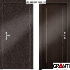 """Входная металлическая дверь с шумоизоляцией - Ш 13.4 - """"Гранти-Групп"""""""