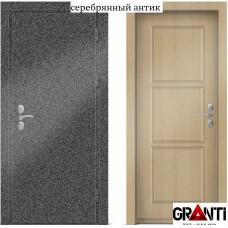 """Входная металлическая дверь с шумоизоляцией - Ш 13.5 - """"Гранти-Групп"""""""
