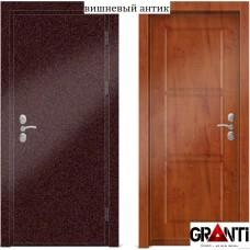 """Входная металлическая дверь с шумоизоляцией - Ш 13.6 - """"Гранти-Групп"""""""