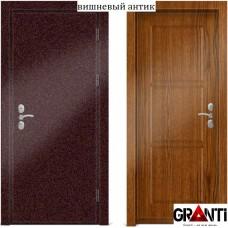 Входная металлическая дверь с повышенным уровнем утепления У 13.7