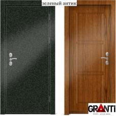 """Входная металлическая дверь с шумоизоляцией - Ш 13.7 - """"Гранти-Групп"""""""