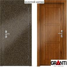 Входная металлическая дверь с антивандальным покрытием А 13.7