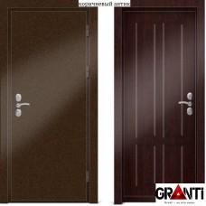 """Входная металлическая дверь с шумоизоляцией - Ш 18.3 - """"Гранти-Групп"""""""