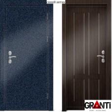 Входная металлическая Дверь МДФ - м 18.4 в коттедж