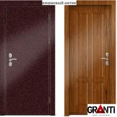 """Входная металлическая дверь с шумоизоляцией - Ш 18.7 - """"Гранти-Групп"""""""