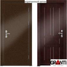 Входная металлическая Дверь МДФ - м 19.3 для загородного дома