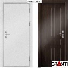 Входная металлическая Дверь МДФ - м 19.4 в квартиру