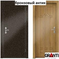 Входная металлическая дверь с повышенным уровнем утепления У 2.1
